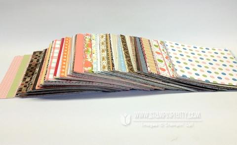 Stampin up demonstrator blog candy catalog designer series paper card ideas