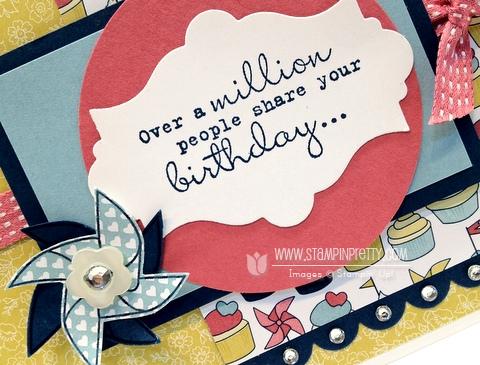 Stampin up demonstrator blog punch catalog order online birthday card idea big shot machine die cutting