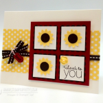 PPA138 Stampin' Up! Sweet Summer Flowers