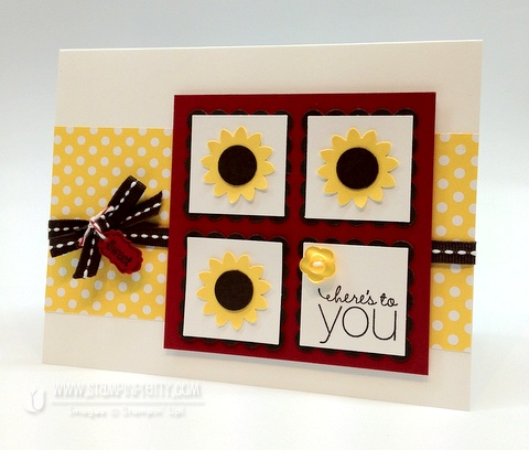 Stampin up pretty order online demonstrator blog punch card ideas catalog