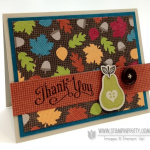 Holiday Sneak Peek:  Stampin' Up! Perfectly Preserved