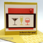 Three Cheers for Stampin' Up! Happy Hour