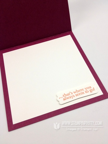 Stampin up demonstrators order online catalog mojo monday punch paper piercing blog card ideas
