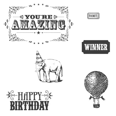 Youre amazing rubber stamps stampin up