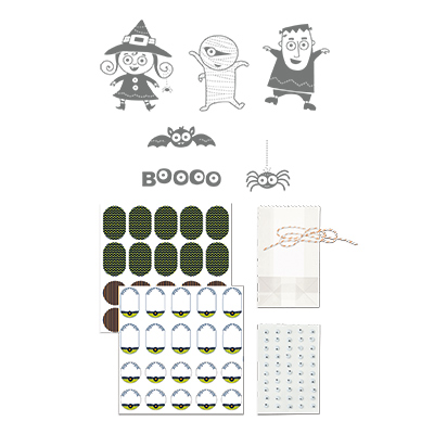 Ghoulish googlies bundle stampin up halloween