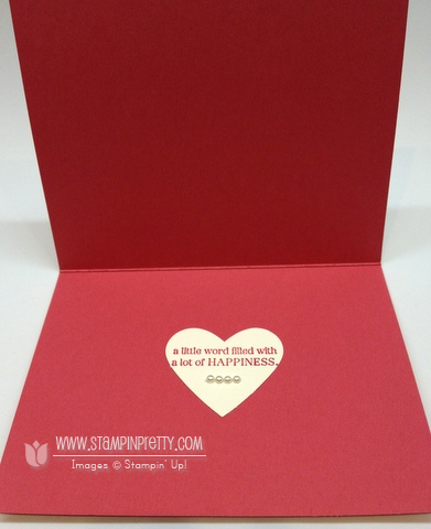 Stampin up demonstrator order online blog heart punch baby card big shot one in a million rubber stamping