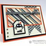 Mojo 254 Halloween Tricky Treats Card
