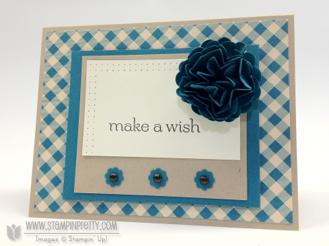 Stampin up stampinup stamp it card idea punch catalog demonstrator video tutorial