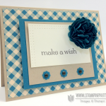 Stampin' Up! 3-D Flower