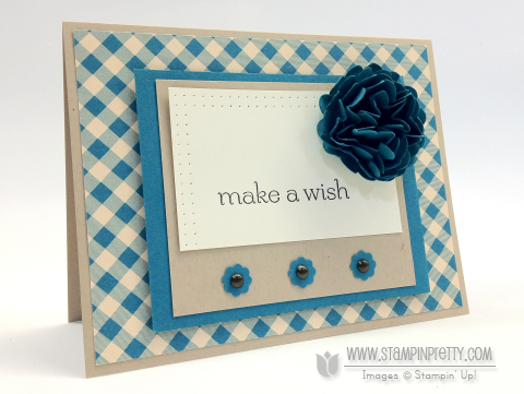 Stampin up stampinup stamp it card idea punches catalog demonstrator video tutorial