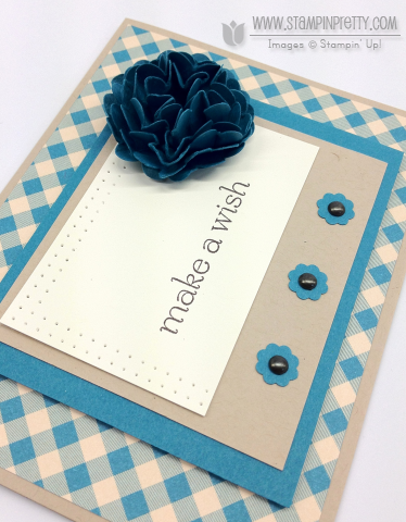 Stampin up stampinup stamp it card idea punch catalog demonstrator video tutorials
