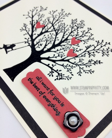 Stampin up stampinup stamp it card idea punch catalogs demonstrator blog