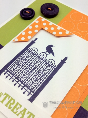 Stampin up stampinup stamp it card idea punch catalog halloween demonstrator blog