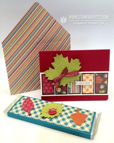 Stampin up stampinup stamp it card catalog fall idea demonstrator blog hops