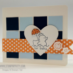 A Card for a Baby Boy