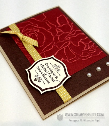 Stampin up stampinup stamp it card idea big shot catalog demonstrators blog