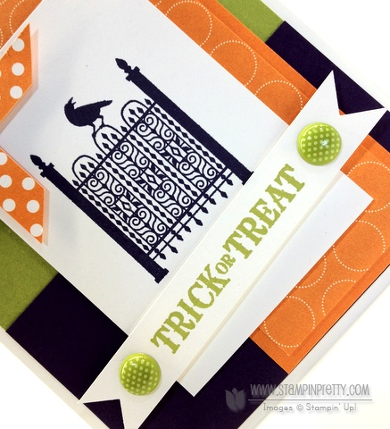 Stampin up stampinup stamp it card ideas punch catalog halloween demonstrator