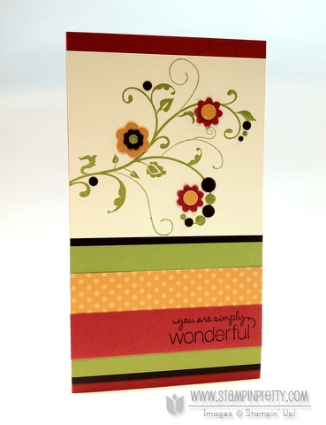 Stampin up stampinup stamp it card ideas demonstrator punch catalog blog