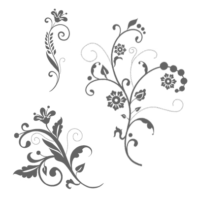 Fall Flair with Flowering Flourishes   Stampin' Pretty