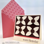 New WOW! Video & Stampin' Up! Craft Sheet