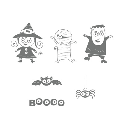 Googly ghouls stampin up stampinup card ideas