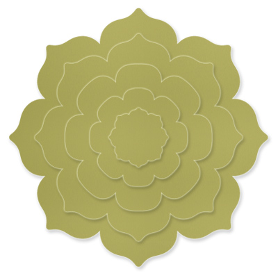 Dies floral framelits stampin up stampinup card ideas