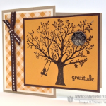 Day 2:  Week of Simple & Chic Fall Card Ideas