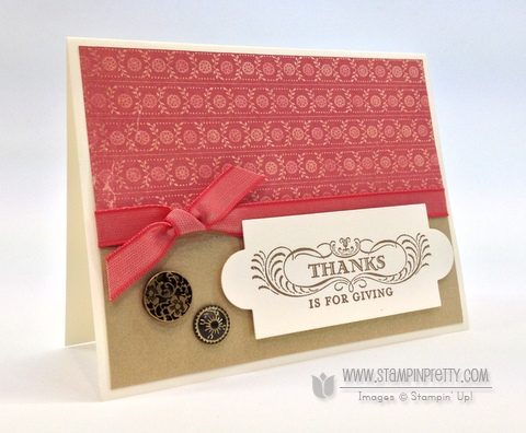 Stampin up stampinup stamp it thanksgiving fall card idea holiday catalogs demonstrator