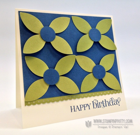 Stampin up stampinup stamp it cards punch birthday catalog demonstrator blog tutorial