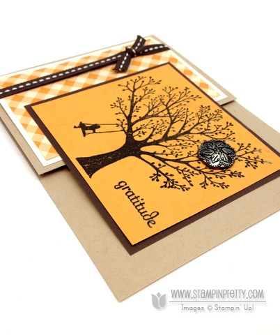 Stampin up stampinup stampin it fall autumn card ideas heat emboss catalog demonstrator
