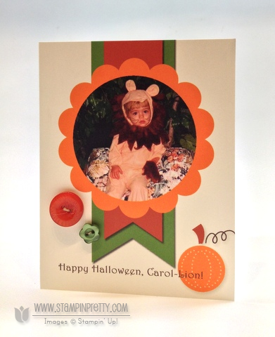 Stampin up stampinup my digital studio halloween card idea printing holiday catalogs
