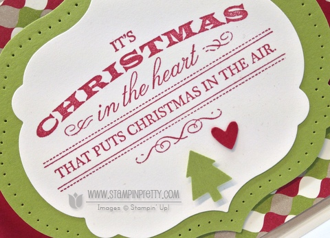 Stampin up stampinup stamp it pretty catalog punch demonstrator holiday labels framelits