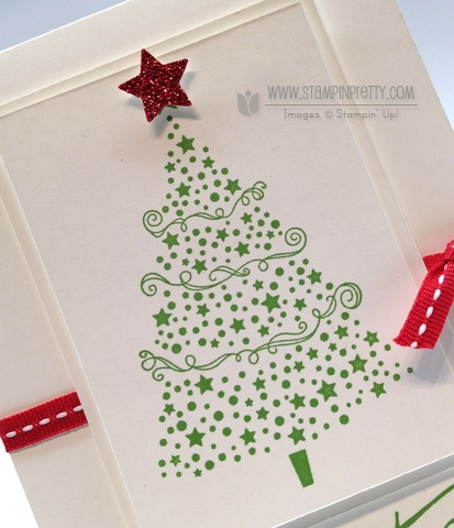 Stampin up stampin up holiday catalog punch demonstrator idea stamp it christmas