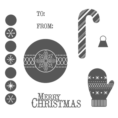 Chock-full of cheer stampin up stampinup card ideas