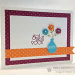 Stampin' Up! Button Buddies at 50% Off & MORE!