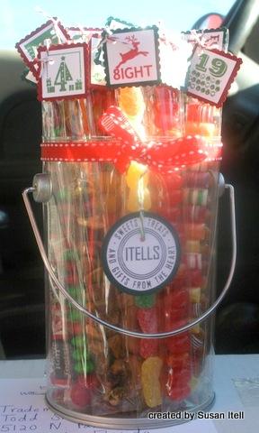 Susan candy cello bags
