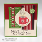 Stampin' Up! a Cup of Mojo!
