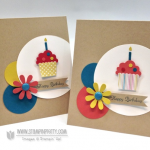 Mojo Twins & Stampin' Up! On-Line Sale TODAY!