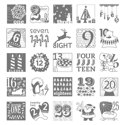 25 & counting stampin up stampinup card ideas