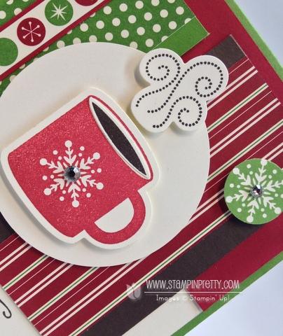 Stampin up mojo monday holiday card ideas sassy salutations punch catalog stampinup framelits