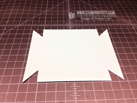 Stampin up stampinup hershey nugget box spring catalog tutorial