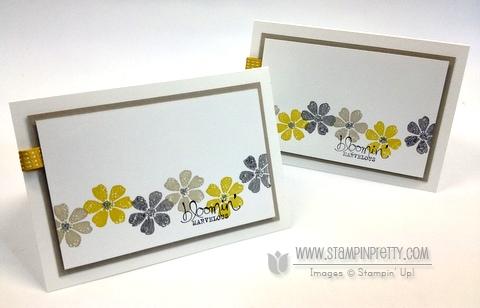 Stampin up stampinup stamp it pretty spring saleabration catalog demonstrator order