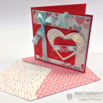 """Mojo Monday Card with """"Love!"""""""