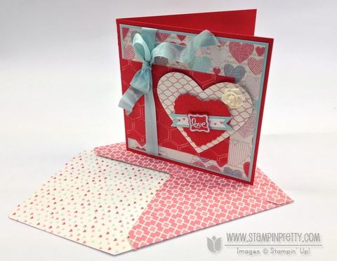 Stampin up stampinup stamp it pretty valentine card ideas spring catalog heart a flutter framelit