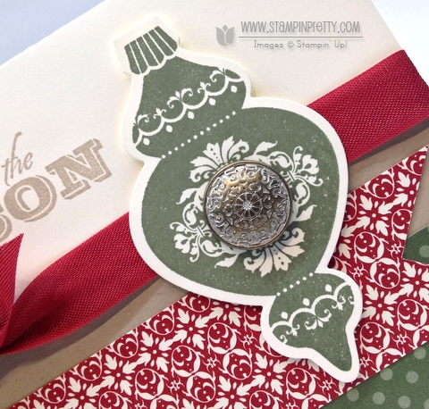Stampin up stampinup stamp it pretty holiday catalog cards ideas punch demonstrator blog