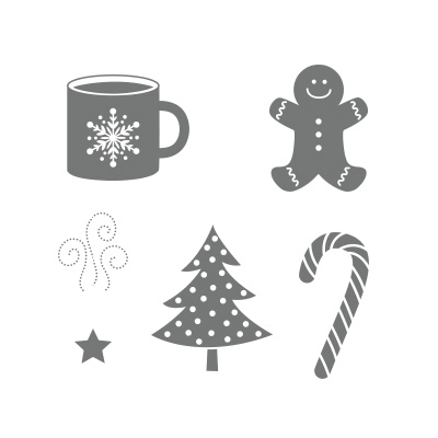 Stampin' Up! Scentsational Gingerbread Man | Stampin' Pretty