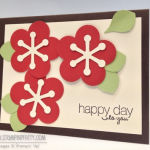 Stampin' Up! Happy Day Card