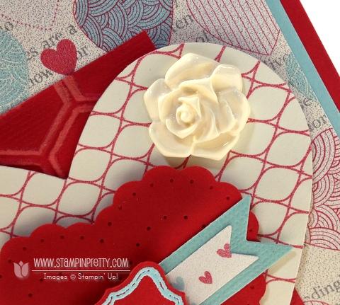 Stampin up stampinup stamp it pretty valentine card idea spring catalog heart a flutter framelit