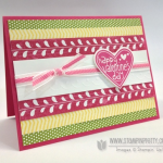 Playing with Patterned Paper WOW Video