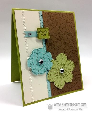 Stampin up stampinup stamp it pretty card ideas catalog spring secret garden